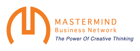 mastermind business network mbn main logo orange blue transparent high res