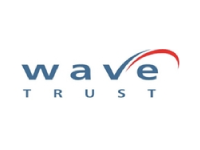 the wave trust charity logo