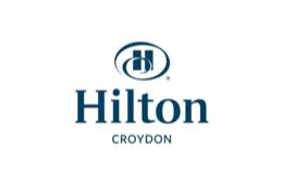 hilton hotel croydon logo partners with mastermind business network
