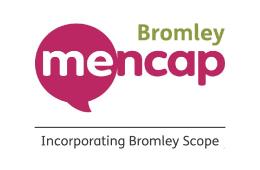 bromley mencap charity logo