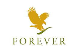 sue burgess forever living logo