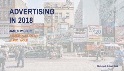 advertising your business in 2018 tips blog post james wilson junior wolf 2018 mastermind business network