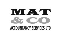 mike ttofi mat and co accountancy services logo