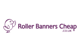 roller banners cheap logo partners with mastermind business network