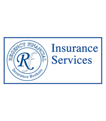 regency 4 insurance financial services logo
