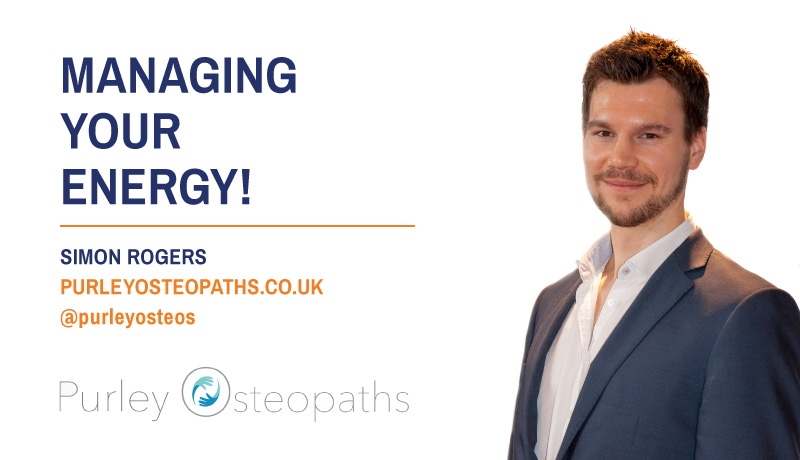 Mastermind Blog - Purley Osteopaths, Simon Rogers
